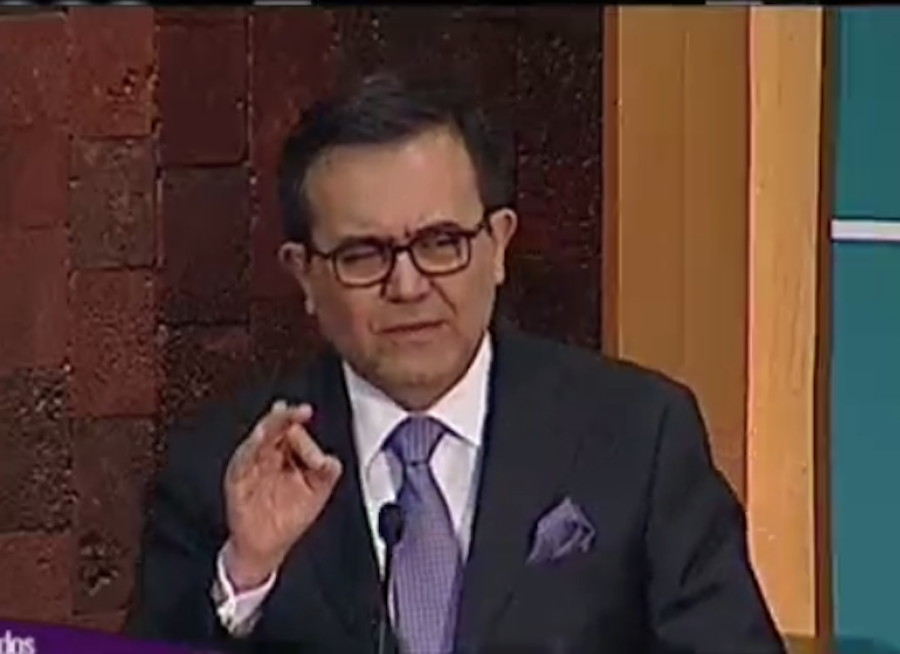 Videgaray considera que hay motivos razonables para que sobreviva el TLC