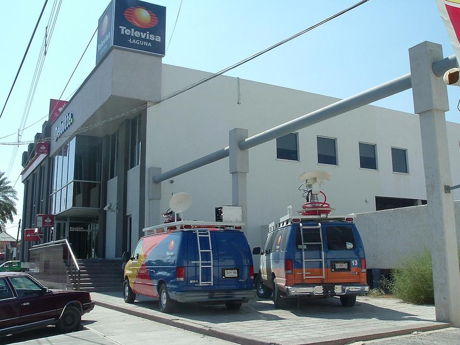 Televisa pone a la venta participación en grupos de medios español