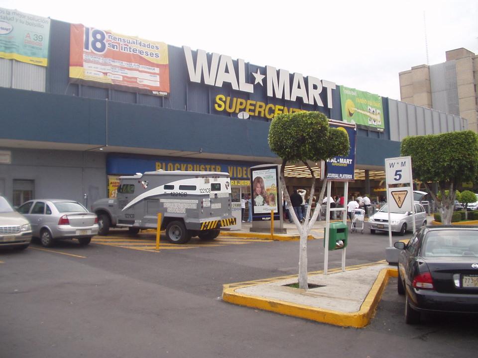 Ventas comparables de Wal-Mart en México aceleran ritmo por mejor consumo
