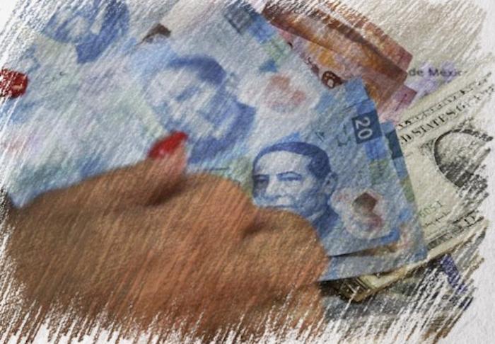 El dólar pierde frente al peso mexicano que terminará semana con ganancias